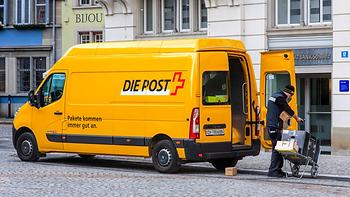 Versand per Post / Steuer-Service.ch