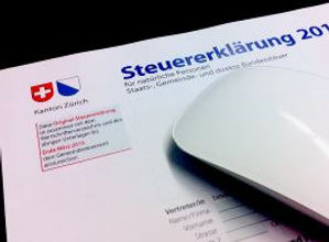Steuerererklärung_Privatpersonen / Steuer-Service.ch