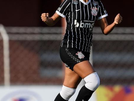 Corinthians joga bem e está na final do Paulista!