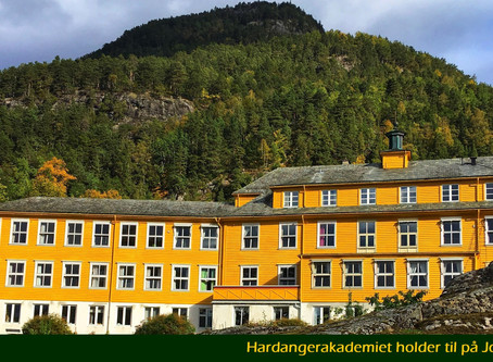 Alternative to Violence Project holder konfliktverksted i Hardanger