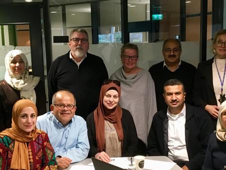 Samarbeid med USN om masterstudium for førskoleutdanning i Gaza