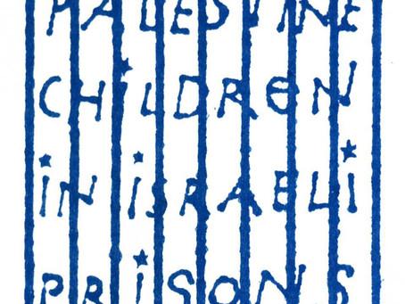 Underskriftskampanje for Palestinske barn i israelske fengsler(PIM)
