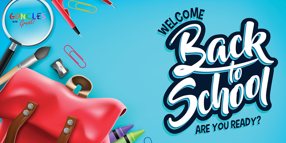 Back to School - Supply Drive