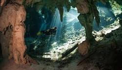 Cenotes Dive 1