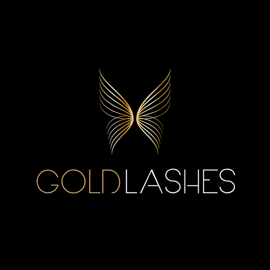 Gold Lashes