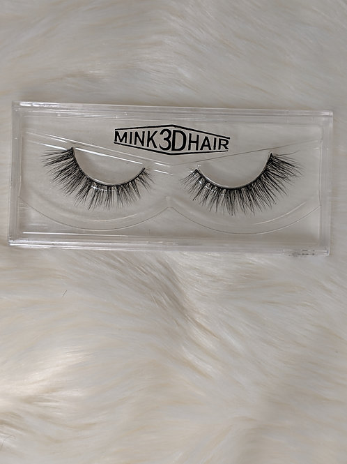 Mink Lashes - A01