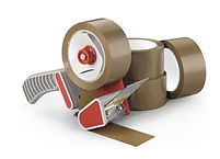 Tape afroller polypropyleentape - All-inn self storage Genk