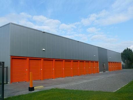 Veilige en individuele opslagruimtes voor bedrijven