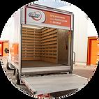 Huur onze verhuiswagen - All-inn self storage Genk