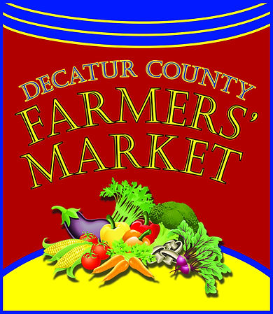 Decatur County Farmers' Market-Logo