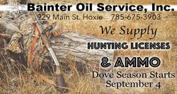 Bainter Oil Hunting WK 49 2x2 AD