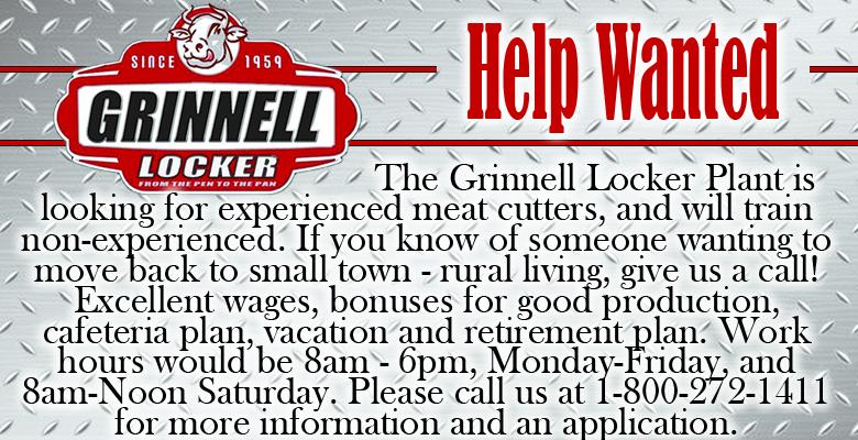 Grinnell Locker