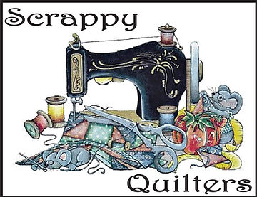 Scrappy Quilters'-Column Logo