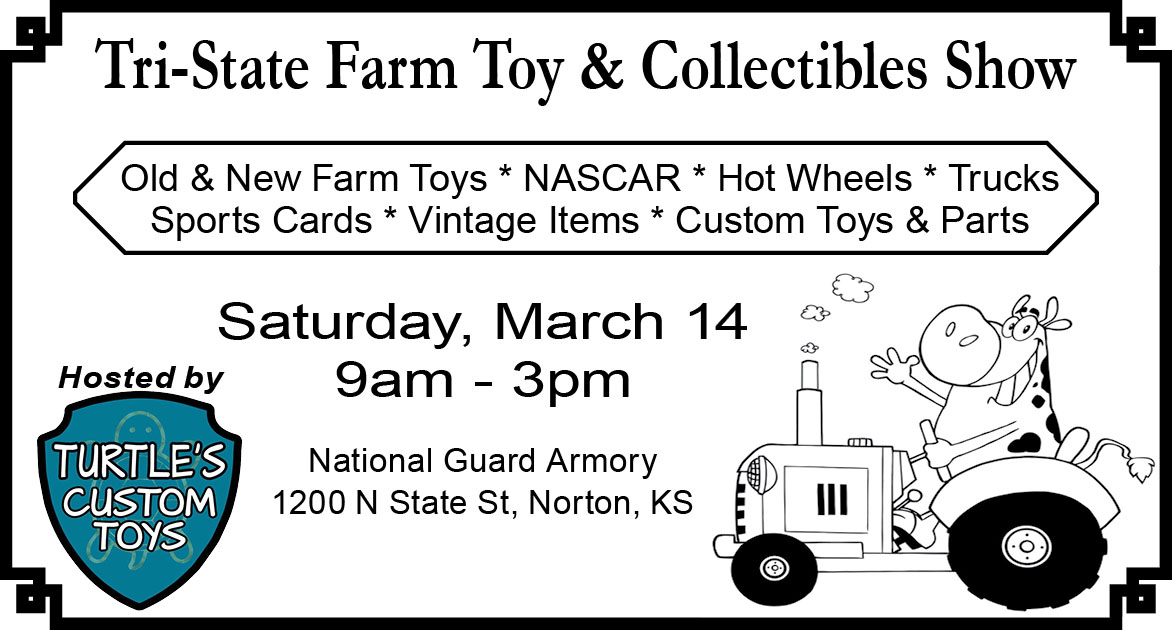 Tri-State Farm Toy & Collectibles Show