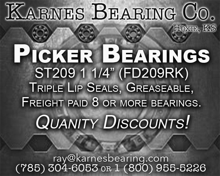 Karnes Bearing Co WKS 32-33 2x