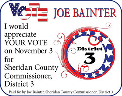 Vote-Bainter WKS 3 & 5 2x