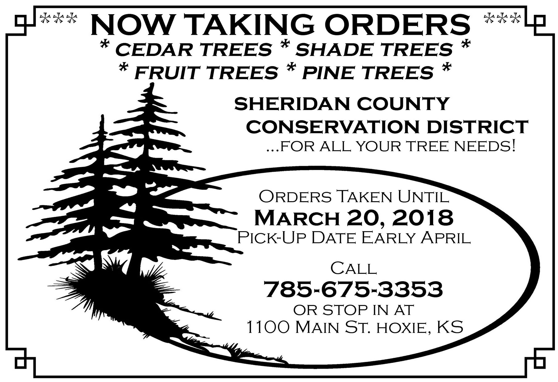 2018 Tree Sales