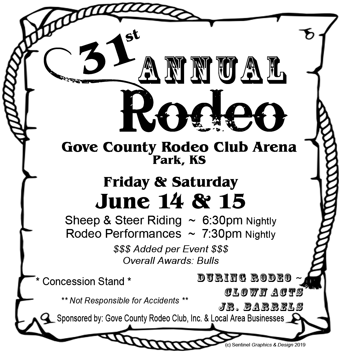 31st Annual Rodeo