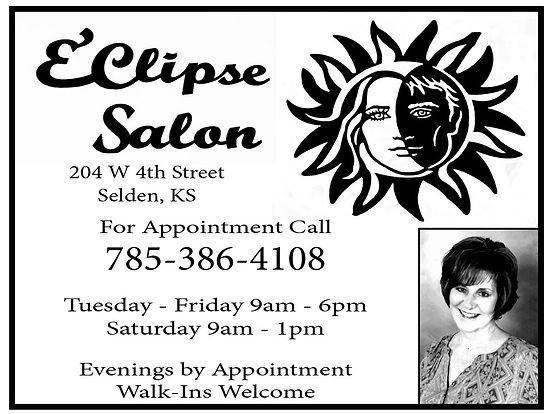 """E'clipse Salon-2cx3"""" ad"""
