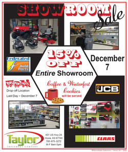TI-Showroom Sale 2018