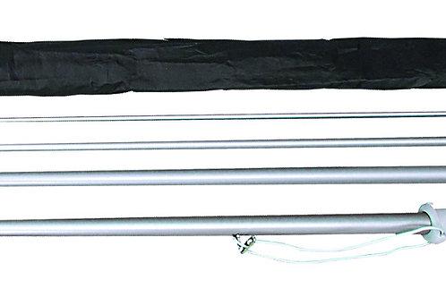 Fiberglass Plus Poles & Hardware