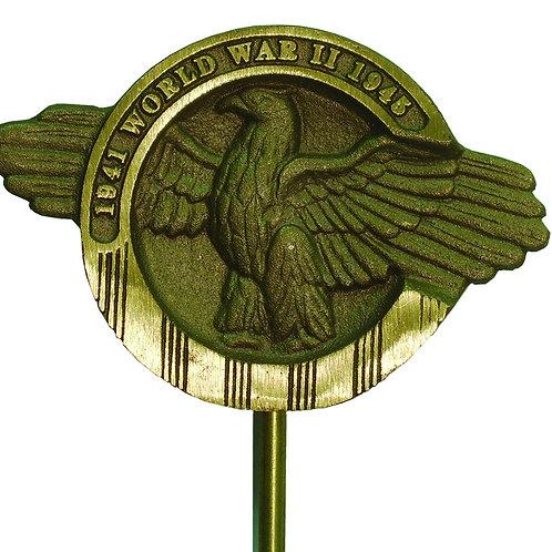 World War II - Cast Bronze