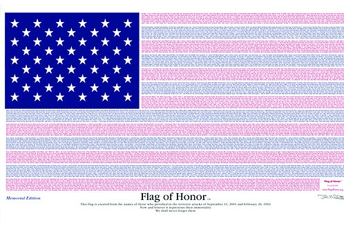 Flag of Honor - Memorial Edition