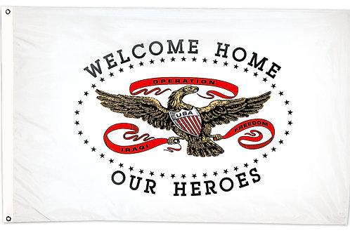 Welcome Home Our Heroes