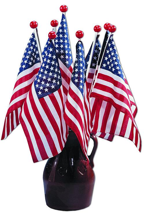 U.S. Flags - Saf-T-Ball Flags