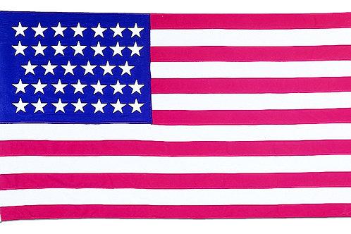 Union Civil War - 34 Star