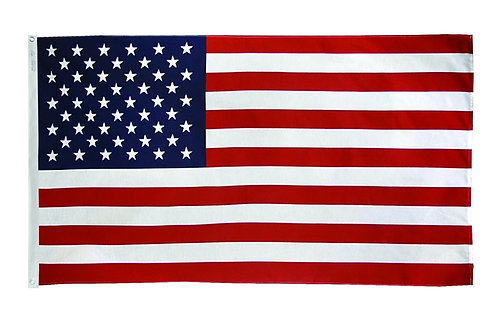 Nyl-Glo U.S. Flag - Small Sizes