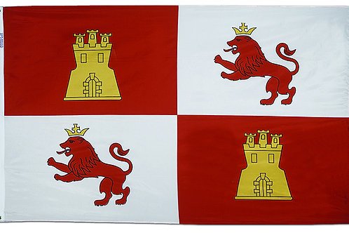 Lions and Castles (Royal Standard of Spain)
