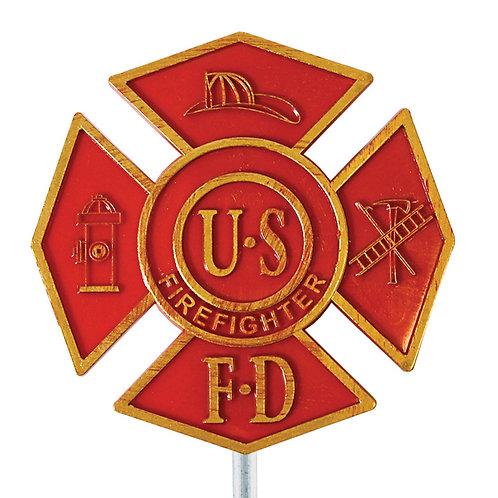 Firefighter - Molded Plastic