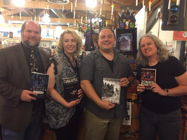 """Midian Unmade"" Signing at Flintridge"