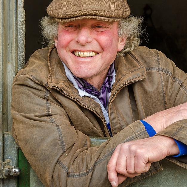 Ian Clarkson, Stable Lad