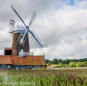 Cley Windmill, Norfolk