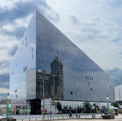 New Liverpool Reflects the Old