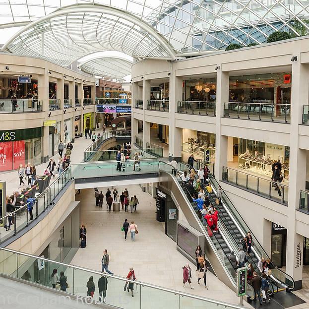 Trinity Shopping Centre, Leeds