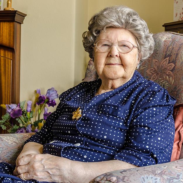 Mrs Margaret Potter 95