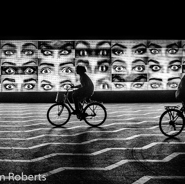 Eyes and Bikes