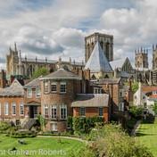 Grays Court and York Minster