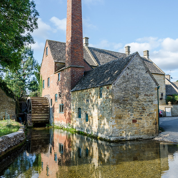 Mill at Bourton on the Water