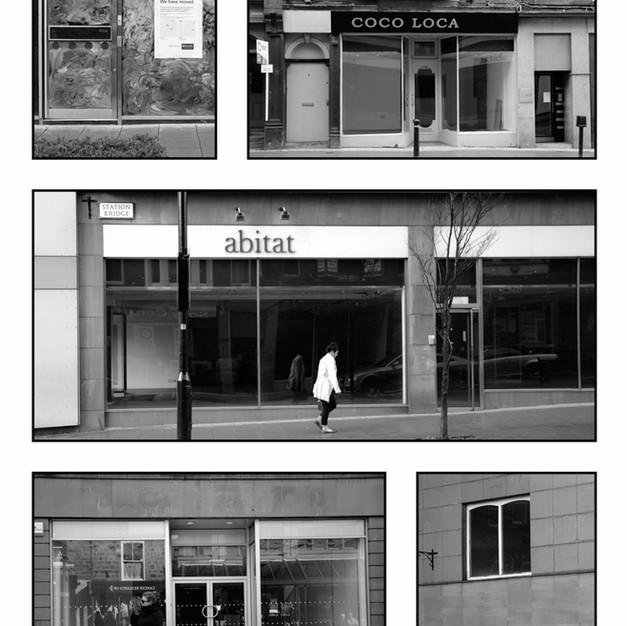 Harrogate Empty Shops
