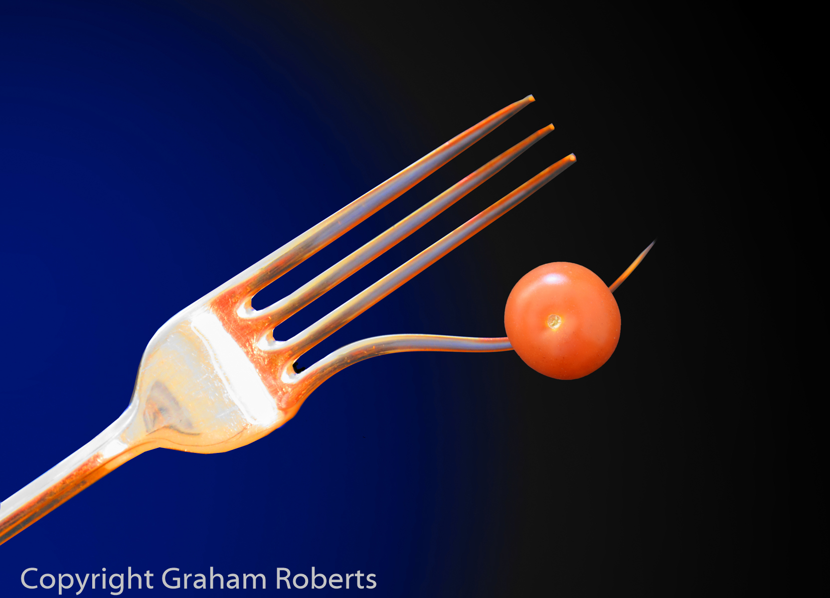 Fork and Tomato-Edit