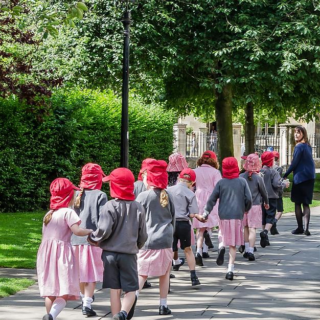 Minster School Pupils, York