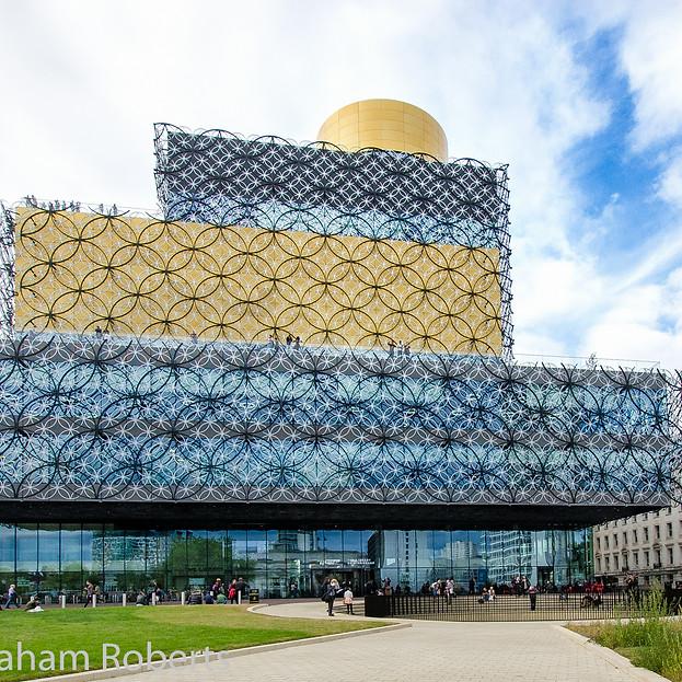 A Birmingham Library