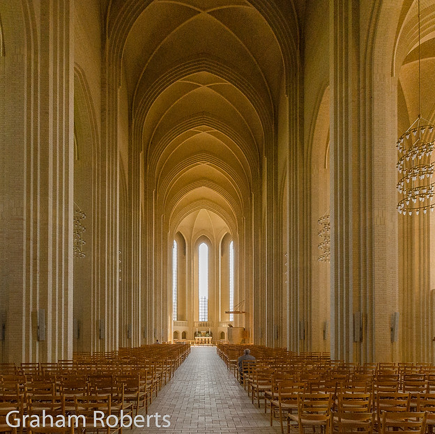 Gruntvigs Kirke, Copenhagen