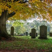 Ripley Church Graveyard