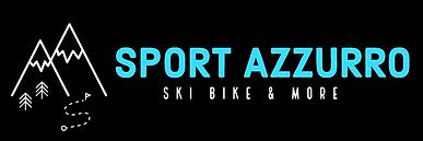 logo sport azzurro rettangolare DEFINITI