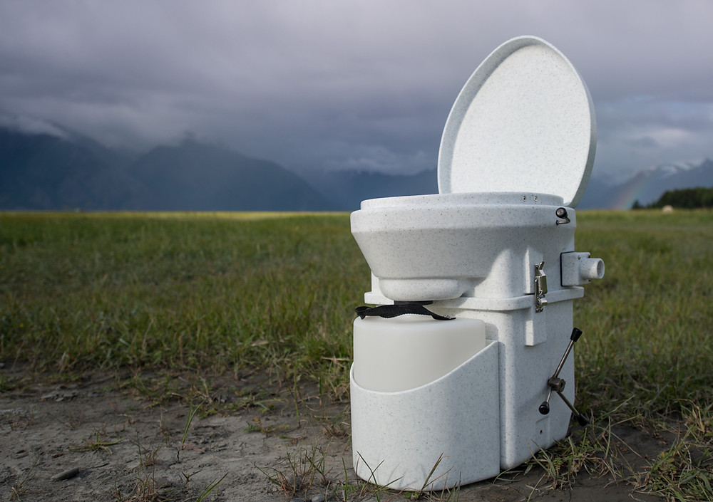 Click here if you would like to purchase a Nature's Head Composting Toilet